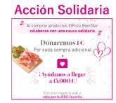 ELPOZO BIENSTAR donará hasta 15.000 euros a tres ONG por la compra de sus soluciones