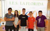 Alumnos del IES La Florida, a la ronda nacional de un concurso de conocimientos financieros del Banco de España