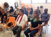 Proyecto Abraham concluye un curso de costura en Las Torres de Cotillas