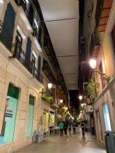 El Plan Sombra llega a las calles del centro de la ciudad con el verano