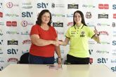 Alba Gandía renueva con STV Roldán para el próximo año