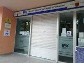 El lunes reabre la Oficina del SEF en Totana, aunque exclusivamente con cita previa para gestiones que sólo puedan resolverse de forma presencial