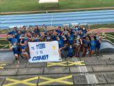 El UCAM Atletismo Cartagena al máximo nivel del Atletismo Espanol