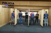 La Policía Local de Torre-Pacheco realiza un curso de perfeccionamiento de Tiro Policial