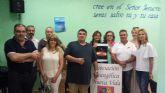 Donación de la Hermandad de la Legión Española de la Región de Murcia a la asociación torreña 'Nueva Vida'