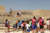 El Castillo de Nogalte está 'abierto por excavaciones'