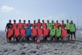 San Pedro acoge los Campeonatos Nacionales senior y juvenil de fútbol playa