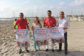 San Pedro del Pinatar acoge cuatro campeonatos nacionales de fútbol playa en junio