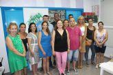 Más de 830 alumnos de primaria y secundaria se benefician del banco de libros en San Pedro del Pinatar