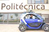 La Politécnica de Cartagena ensaya con su vehículo autónomo para crear modelos de Inteligencia Artificial que imiten la conducción humana