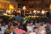 La Unidad de Música de la Academia General de Aire rinde homenaje a la Virgen del Carmen