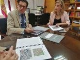 La Alcaldesa de Molina de Segura reclama la construcción prioritaria de una nueva sede para el Palacio de Justicia