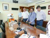 La Policía Local de Cartagena se integrará en la red de radiocomunicaciones de emergencias regional