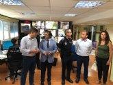 La Comunidad extiende la red digital de Emergencias a la Policía Local de Cartagena