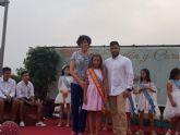 Bárbara Parra Moreno, nueva Reina Infantil de las Fiestas de Puerto Lumbreras