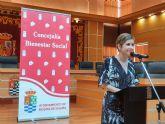El Ayuntamiento de Molina de Segura destina 96.500 euros a cinco convenios destinados a la atención de personas mayores