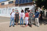 Educación comienza las obras para retirar el amianto del IES Manuel Tárraga Escribano de San Pedro del Pinatar
