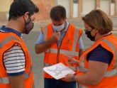 La avenida Ciudad de Murcia de Balsicas contará con dos rotondas, nueva pavimentación y senalización