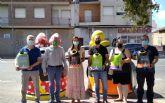 La magia de Disney llega a las calles de Murcia de la mano de Ecovidrio y Disneyland París