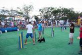 'Famas Fest' divierte a pequeños y a mayores junto a sus mascotas