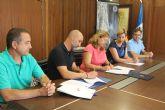 San Pedro del Pinatar y Salinera Española firman el acuerdo 'Life'