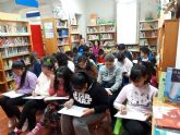 El programa de Animaci�n a la Lectura ha contado con la participaci�n de 2.003 alumnos
