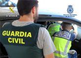 Desarticulado un grupo delictivo dedicado a la distribución de cocaína en la Región de Murcia y provincias limítrofes