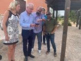 La conclusión del Sendero Local de la Contraparada pone punto y final a las obras del Centro de Visitantes