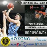 Zane Najdawi se incorpora a la disciplina del Hozono Global Jairis