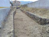 El ayuntamiento de La Unión limpia las ramblas del municipio 'ante la pasividad de la CHS'