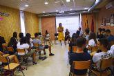 La consejera de Educación visita el IES ´La Florida´ en el inicio del curso 2018-19