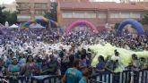 Vuelve a Alcantarilla la Holi Day Party, la fiesta más refrescante y divertida del verano