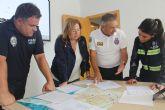 San Pedro del Pinatar registra 227 litros por metro cuadrado en 24 horas
