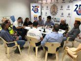 El temporal obliga a desalojar a 75 personas que fueron trasladadas al pabellón deportivo mientras continúa el rescate de personas en Los Pozuelos