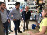 El Ayuntamiento habilita una oficina de atención a los afectados por las inundaciones
