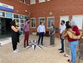 Inicio de las clases en los institutos de Torre Pacheco