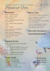 El festival multidisciplinar Pinatar Om invita a equilibrar mente, cuerpo y energía