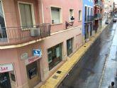 Se registran lluvias moderadas por el momento en Totana