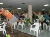 Comienza el programa de Gimnasia para Personas Mayores, organizado por la Concejalía de Deportes, en el Centro Municipal de Personas Mayores
