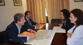 La Consejería de Fomento acondicionará el firme de un tramo de la carretera que une Mula con Alhama de Murcia