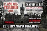 Campos del Río se transforma para festejar Halloween