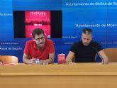 La Concejalía de Juventud de Molina de Segura pone en marcha el Programa Ocio Joven TOMA LA CALLE 2017