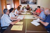 Un convenio municipal aporta la primera experiencia laboral a usuarios del centro de personas con discapacidad