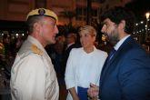 López Miras: 'La Unidad Militar de Emergencias es profesionalidad, humanidad y corazón'
