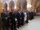El alcalde de Alcantarilla, Joaquín Buendía, asiste a los actos de celebración de la Patrona de la Guardia Civil en Las Torres de Cotillas