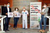 El centro de mayores de Santomera servirá como punto de vacunación contra la gripe