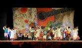 El Ayuntamiento renueva su colaboraci�n con el Grupo Folkl�rico Villa de Alhama