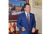 El alcalde de Mula, Juan Jesús Moreno, positivo por Covid-19