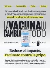 Comienza la campaña de vacunaci�n contra la gripe en el Centro de Salud de Alhama