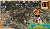 La XXV quedada del Grupo de Amigos de la Montaña Kasi Ná Trail será por la Ruta del Caño